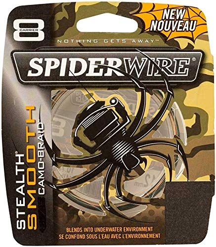 Spiderwire Stealth Smooth 8 Camo 0.10 mm