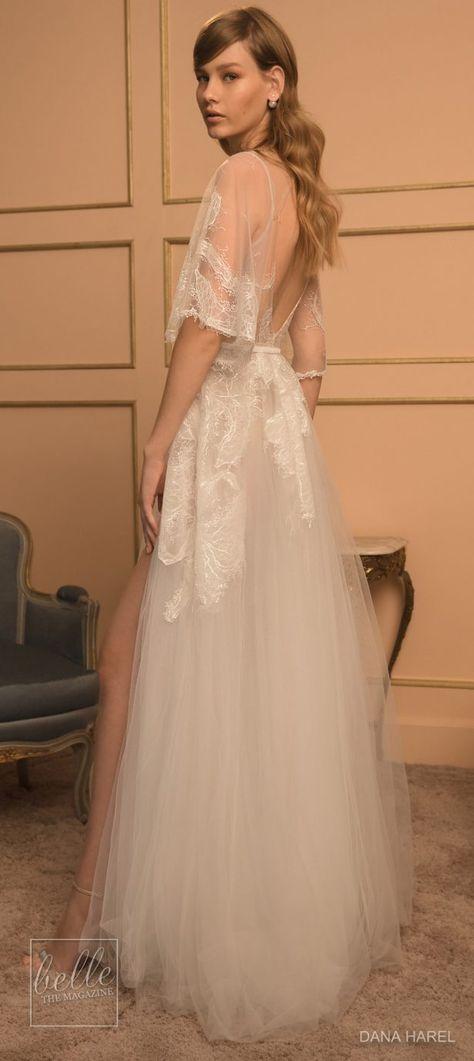 210aa440c23 Dana Harel Wedding Dress Collection 2018 - Day Dream