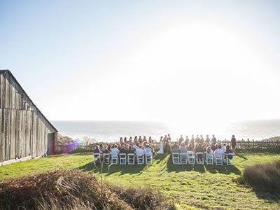 Sea Ranch Lodge Barn Weddings Sonoma North Coast Wedding Venues 95497 Here Comes The Guide Wedding Locations California California Ranch Wedding Ocean View Wedding