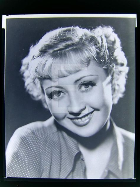 1930s Style! Glamorous Joan Blondell | Hollywood actresses