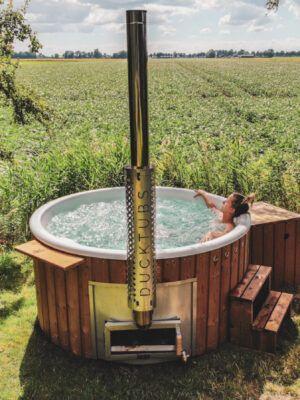 Ducktub Luks Hot Tub Thuis Ontspannen Welvaere Bubbelbad Badkuipen Thuis