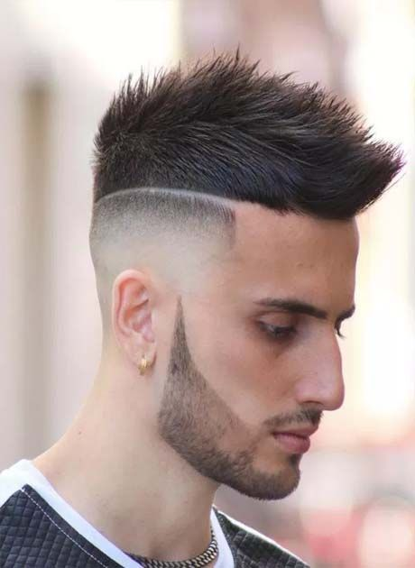 Men S Full Side Faded Hairs With Medium Length 2019 Boys Haircuts Short Hair For Boys Boys Long Hairstyles
