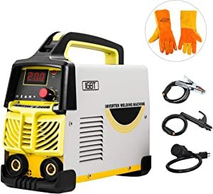 Simder Dual Voltage Mig Welder In 2020 Welding Machine Inverter Welding Machine Arc Welders