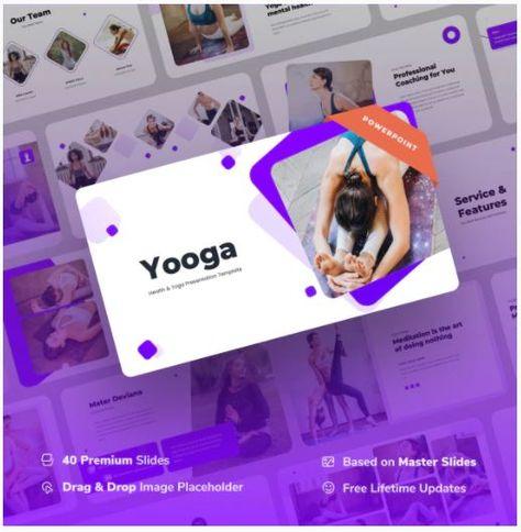 Yooga - Yoga Power Point Presentation