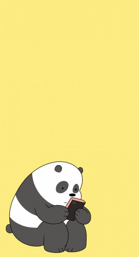 26 Trendy Wall Paper Whatsapp Love Quotes Bear Wallpaper We Bare Bears Wallpapers Bare Bears