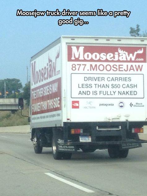 Strange Billboards Somebody Approved Bro My God Probably the - trailer driver resume