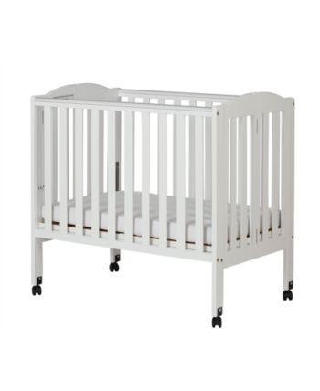 2 In 1 Folding Portable Portable Crib Portable Crib Bedding Cribs