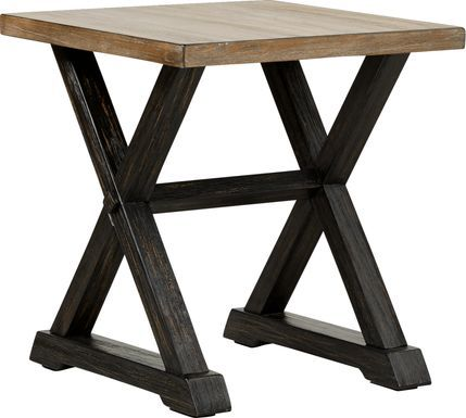 Kalani Black End Table Rooms To Go With Images End Tables
