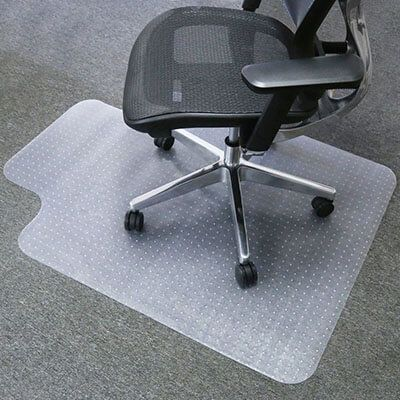 Top 10 Best Office Chair Mats In 2020 Reviews Vinyl Chairs Office Chair Mat Office Chair