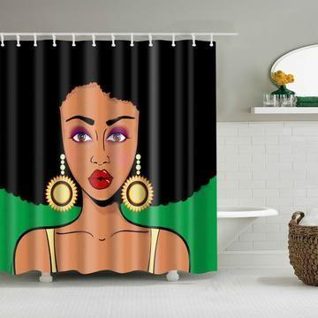 queen shower curtain bathroom decor