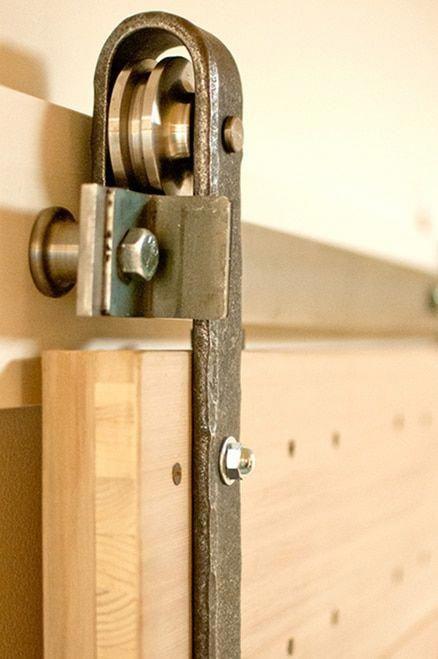 Barn Door Closet Hardware Interior Barn Door Roller Kit