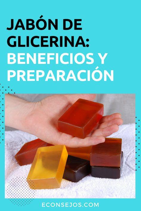 glicerina y sus beneficios