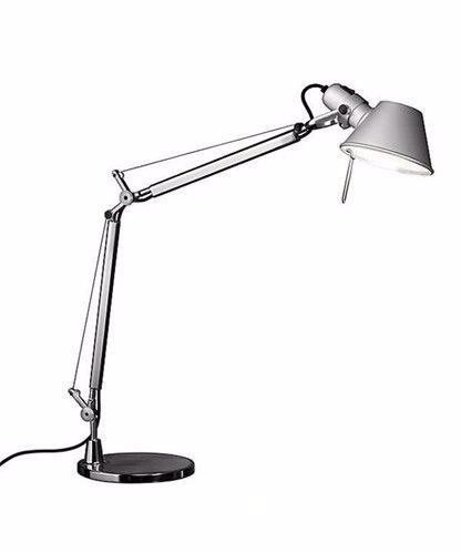 Tolomeo Mini Bordslampa Alu Led Artemide In 2020 Artemide Desk Lamp Led