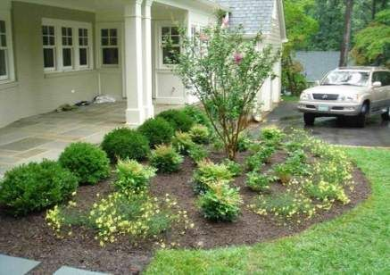 55 Backyard Landscaping Ideas You Ll Fall In Love With Front Yard Landscaping Design Backyard Farmhouse Landscaping