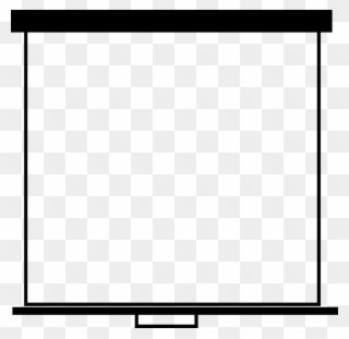 Clipart Resolution 640 623 Projector Screen Png Vector Transparent Png Projector Screen Projector Clip Art