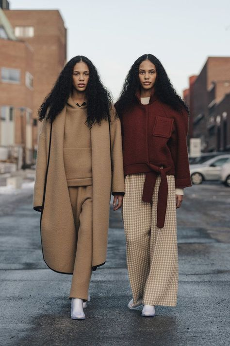 M What is fall without good old camel coat or wool-blend camel blazer?Get inspired by this season's camel trends that will never go out of sty