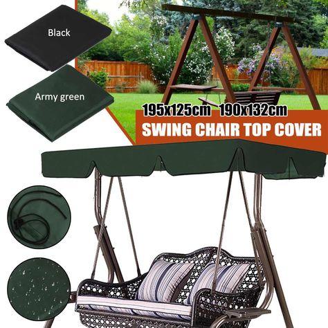 Waterproof Swing Seat Chair Top Cover