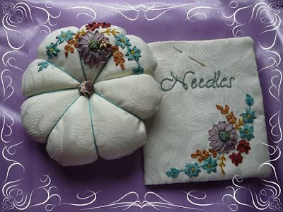 102 Best Silk Ribbon Embroidery Tutorials Videos Patterns And How