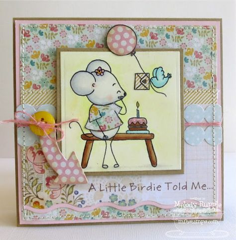 Mouse in the House - It's Your Birthday - Melody Rupple