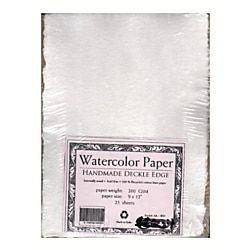 Shizen Design Student Grade Watercolor Paper 9 X 12 100