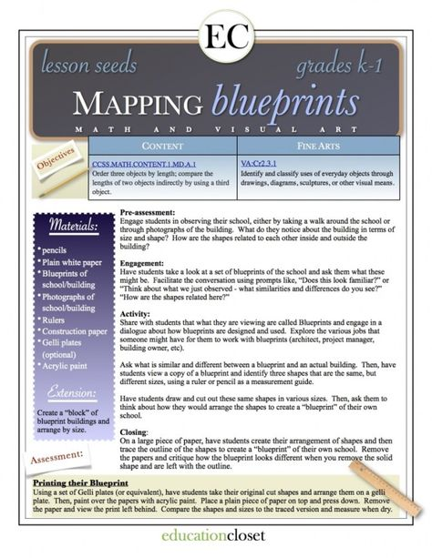 Writing Mix-a-Lot Arts Integration Lesson Creative writing - copy what is blueprint paper called