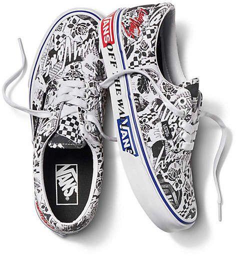 Lady Vans Era | Vans, Shoes, Vans sneakers