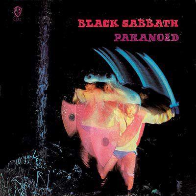 Find A Black Sabbath Paranoid First Pressing Or Reissue Complete Your Black Sabbath Collection Shop Vinyl And Cds Black Sabbath Album Covers Sabbath