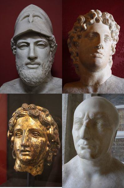 Ancient Generals With Images Ancient Ancient Greece Ancient