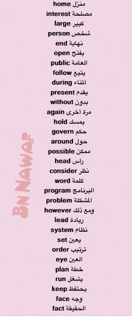 Pin By Ruth Rodriguez On الحب العربي Learn English Words English Vocabulary Words English Language Learning Grammar