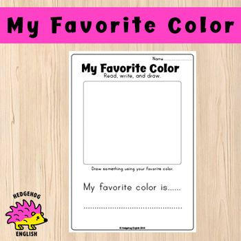 What Color Is My Picture