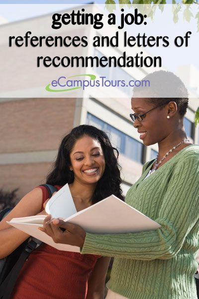 Ask for Reference Letters From Volunteer Jobs Volunteer jobs - letters of recommendations