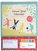 School Year Calendar August 2013 - August 2014 (Book) by KTWO (2013): Waterstones.com