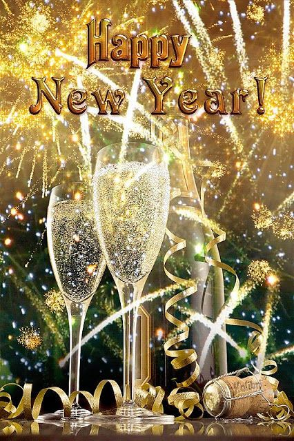 Top Best Collection Of Happy New Year 2018 Greetings Cards Ecards Clipart New Years Eve Pictures Happy New Year Gif Happy New Year Greetings