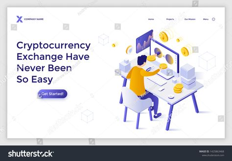 online cryptocurrency exchange service