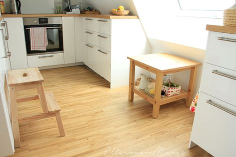Montessori: come organizzare la cucina   Metodo Montessori ...