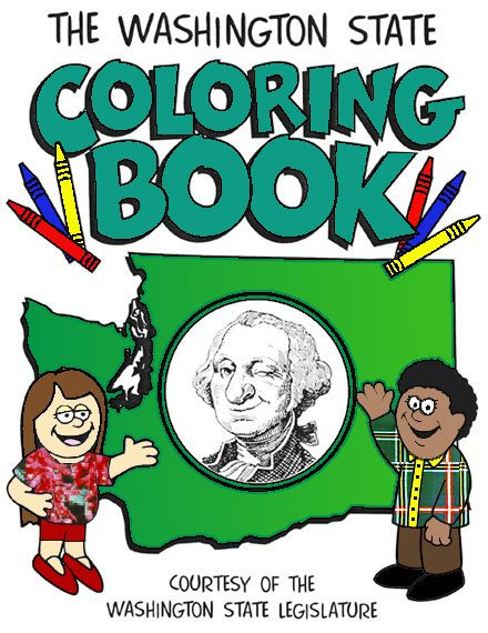 washington state coloring book history washington state pinterest social studies and field trips