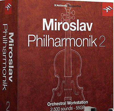 Miroslav Philharmonik 2 For Mac Latest Version Free Download Version Free Download Mac