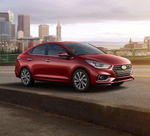 New 2019 Hyundai Accent Interior Hyundai Accent Hyundai Accent