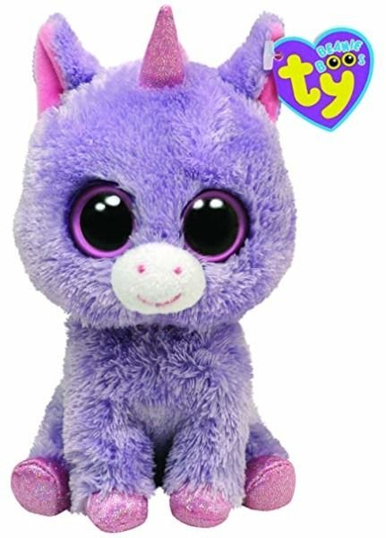 Rainbow Unicorn Beanie Boo In 2020 Ty Beanie Boos Beanie Boos Ty Stuffed Animals