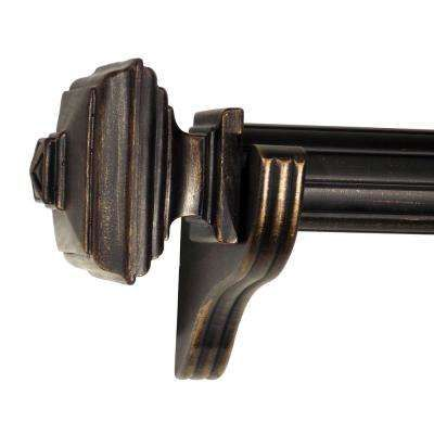 Wooden Curtain Poles For Adding Texture To Your Windows Wooden