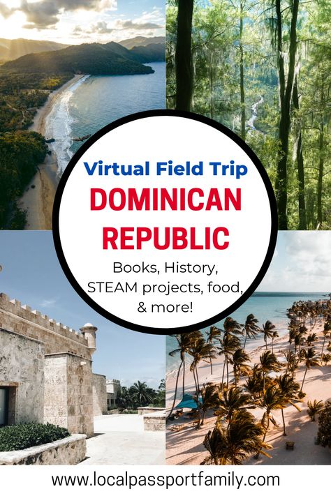 Virtual Travel, Virtual Tour, Hello In Spanish, Virtual Field Trips, Beach Activities, Venice Travel, Dominican Republic, Places To Travel, Travel Pics