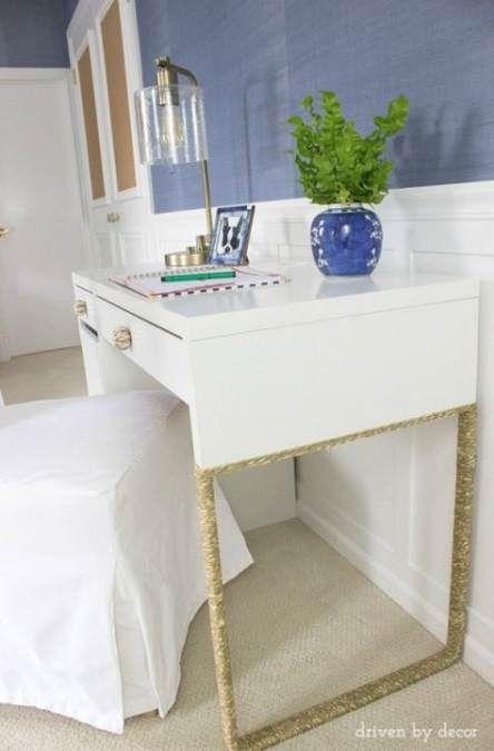 44 Trendy Diy Desk Makeover Upcycling Ikea Hacks Desk Makeover Diy Micke Desk Ikea
