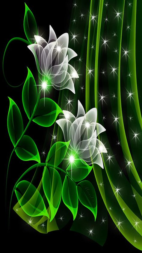 Download Neon Flowers Wallpaper by _MARIKA_ - aa - Free on ZEDGE™ now. Browse millions of popular design Wallpapers and Ringtones on Zedge and personalize your phone to suit you. Browse our content now and free your phone