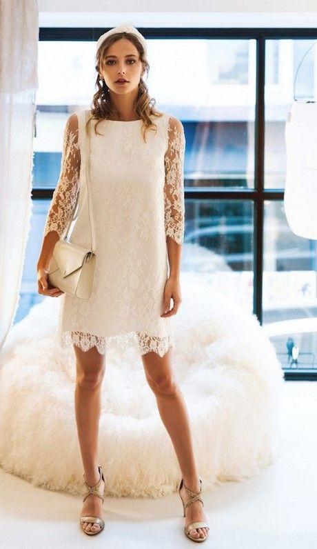 Robe de mariage civil 2019 | Robe mariage