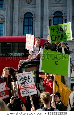 London Uk United Kingdom 15th February 2019 Striking School Aged Children In Central London Over Climate Change Stage A The Unit United Kingdom Sales Image