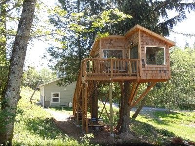 Vrbo Com 418288 Treehouse Adventure On Mountaintop 80 Acres Vacation Rentals By Owner Washington Vacation House Rental
