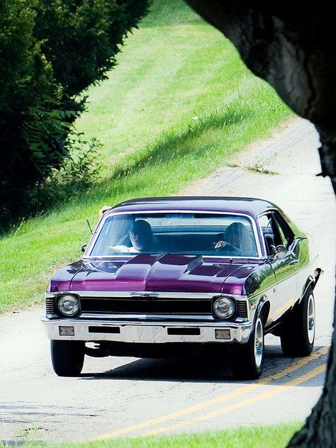 Muscle Cars… Chevrolet Nova