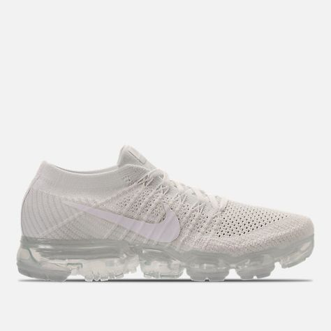 Nike WhiteTangerine Tint W Air VaporMax Plus in White