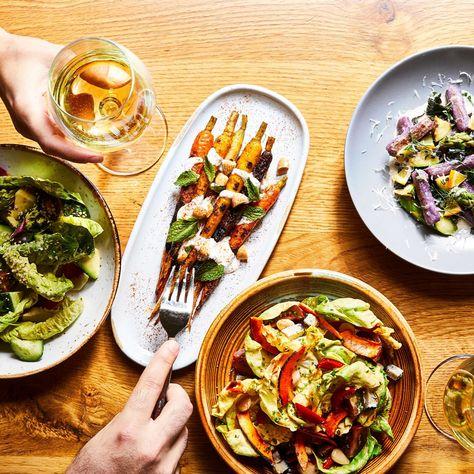 The Best Vegetarian Restaurants In San