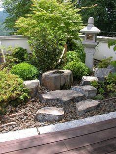 Roji Freiburg Kleiner Japanischer Garten Garten Japanischer Garten